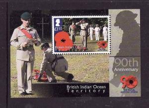 BIOT-Sc#439-unused NH sheet-Royal British Legion-2011-
