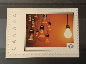 Canada Post Picture Postage Mint NH *Multiple Light Bulb* *P* denomination