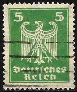 Germany 1924 Scott# 331 Used