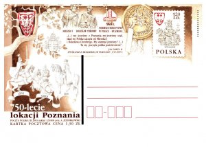 Poland, Government Postal Card