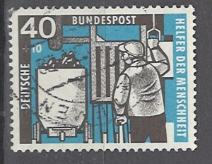 COLLECTION LOT # 2499 GERMANY #B359 1957 CV=$16