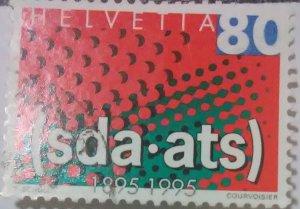 Switzerland Scott Cat #956