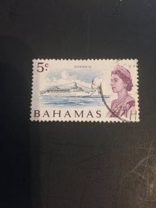 *Bahamas #256u