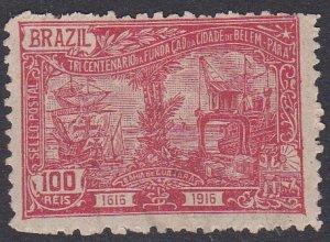 Brazil Sc #196 Mint no gum