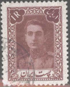 IRAN Scott 891 Used