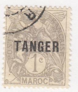 French Morocco, Scott # 72a (1), Used