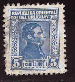 Uruguay Scott 479 used stamp