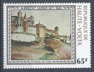 Upper Volta - SC# 481 - MNH - SCV $0.70