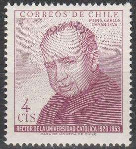 Chile #346  MNH   (S7149)