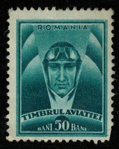 1932, Timbluraviatiei, Romania, 50 Bani, MNH, ** (Т-9815)