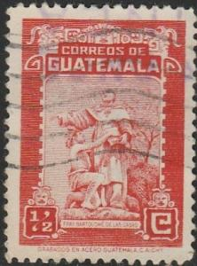 Guatemala, #325 Used From 1949