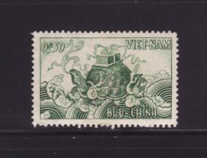 South Vietnam 28 MHR Mythological Turtle