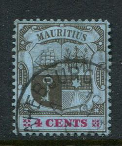 Mauritius #100 Used - Penny Auction