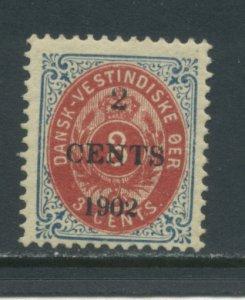 Danish West Indies 24  MLH toned gum
