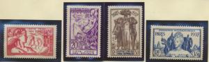 Somali Coast (Djibouti) Stamps Scott #139 To 144, Mint Never Hinged - Free U....