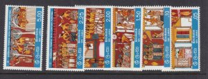 SRI LANKA ^^^^^^^sc#501-506   betteer  MNH SET   $$@lar914sri