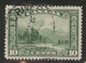 CANADA Scott 155 used 1928 stamp CV$2.50