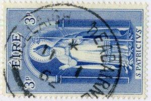 IRLANDE / IRELAND / EIRE 1962 MULLAIGH hEADAIRNE (Mulhuddart, Dublin) on SG186