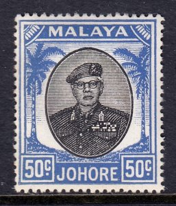 Malaya (Johore) - Scott #147 - MH - SCV $4.00