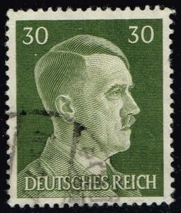Germany #519 Adolph Hitler; Used (0.45)