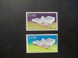 Ireland #194-95 Mint Hinged WDWPhilatelic (J6N2)