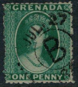 Grenada #3 CV $17.50