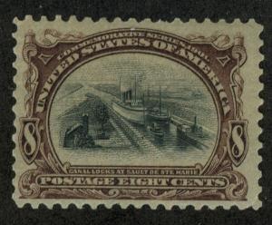 U.S. - 298 - Fine/Very Fine - Never Hinged (catalog value 230.00)