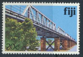 Fiji SG 589A  SC# 418  MNH  Architecture  see scan