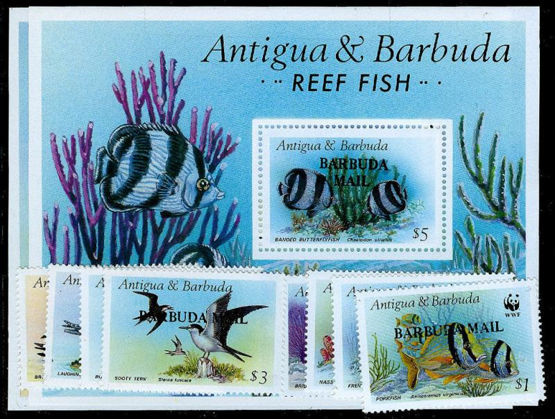 BARBUDA 857-66  Mint (ID # 56206)- L