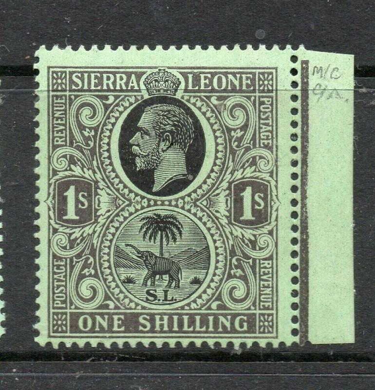 Sierra Leone 1912 Early Issue Fine Mint hinged Shade of 1S. 303689
