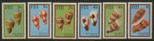 Fiji 564-9 MNH Cone Shells