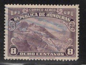 Honduras  Scott C132 Used  Airmail stamp
