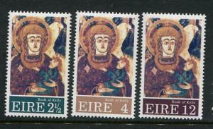 Ireland #323-5 MNH