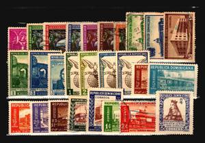 Dominican Republic 27 1940/50s Mint / Used / Few Faults - C1051