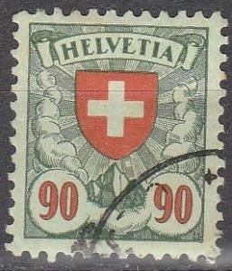 Switzerland #200a  F-VF Used CV $3.25 (D1818)