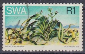 South West Africa #358 F-VF Used CV $5.00 (B734)