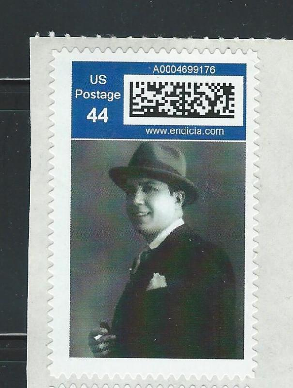 CARLOS GARDEL MY PRIVED COLLECTION    MNH