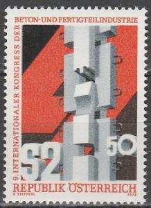 Austria #1091 MNH (S3467)