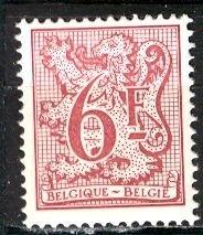 Belgium; 1985: Sc. # 976a: **/MNH Single Stamp