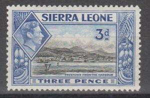 Sierra Leone #177  MNH F-VF  (ST2221)