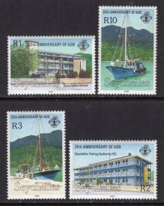 Seychelles 692-695 MNH VF