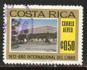Costa Rica Scott C546 used  1972  Airmail