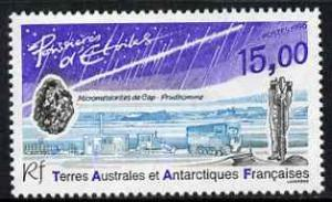 French Southern & Antarctic Territories 1996 Micromet...