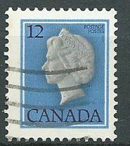 Canada SG 867 FU perf 13 x 13 1/3