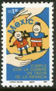 MEXICO 1812, Childrens Month. MINT, NH. VF.