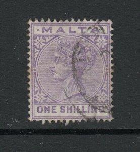 Malta, Sc 13 (SG 28), used