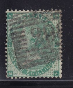 GB Scott # 48 F-VF used neat cancel with nice color cv $ 225 ! see pic !
