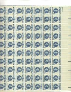 US 1147 - 4¢ Thomas G. Masaryk Unused