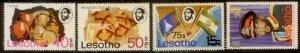 Lesotho 1980 SC# 308-11 MNH  L156