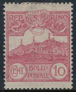 San Marino #45*  CV $11.50